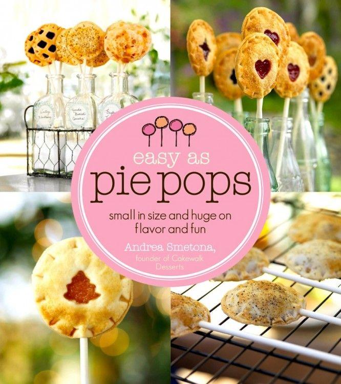 Pie Pops | Flourish - King Arthur Flour's blog