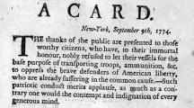 dbq essay war 1812