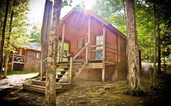 Looking for a great place to stay in the Adirondacks? Check out Old Forge Camping Resort. Click here to learn more!