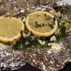 Cod with Lemon, Garlic, and Chives | Yummy in my Tummy (Dinners ...