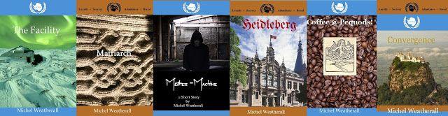 Broken Keys Publishing: The Refuse Chronicles' Covers