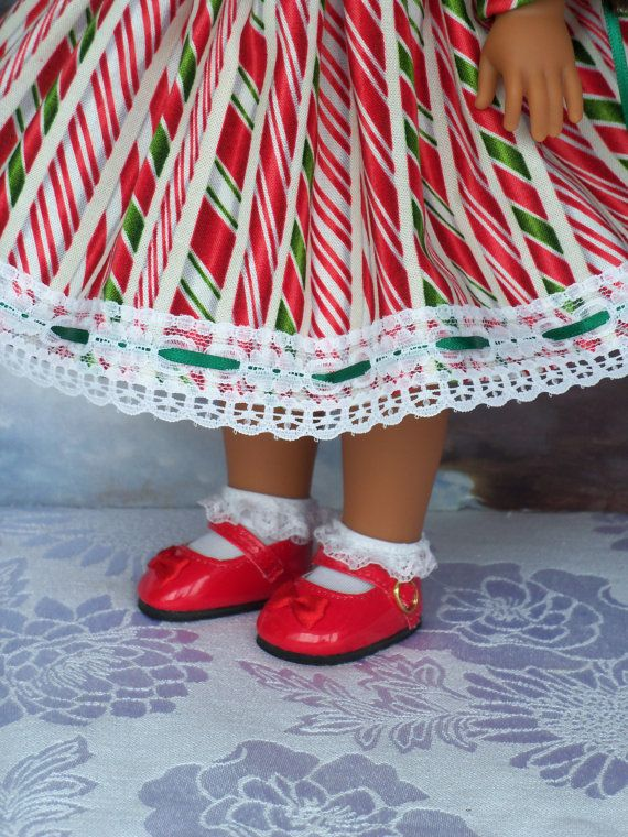 Wellie Wisher®  Shoes / Red Patent Leather by Farmcookies on Etsy