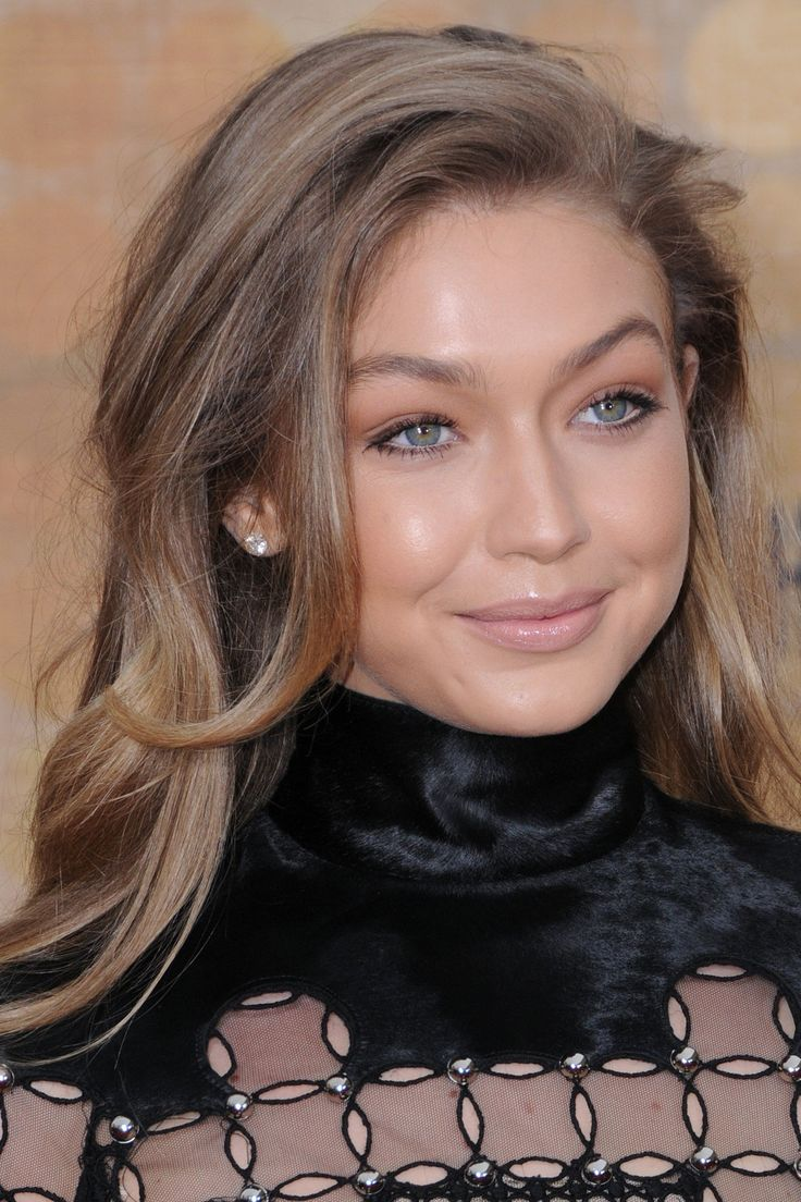 Gigi Hadid, Before and After | Beautyeditor