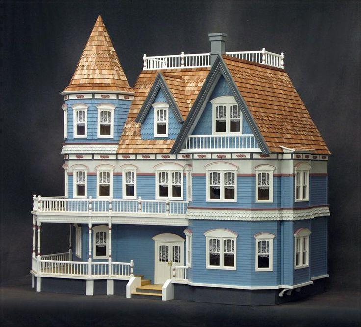 17 Best Images About Dollhouses Artistic Amp Unique On