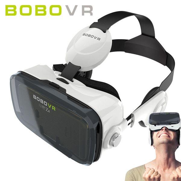 BoboVR Z4 Virtual Reality Bril met Hoofdtelefoon  Ga voor ultiem comfort en een ongeëvenaarde Virtual Reality beleving met de nieuwste BoboVR Z4!Voor een complete Virtual Reality ervaring mag goed 3D geluid niet missen. De BoboVR Z4 maakt gebruik van een geïntegreerde soundproof hoofdtelefoon met gepatenteerd design. De hoofdtelefoon is voorzien van een zware bas voor een optimale Virtual Reality beleving.Als uw smartphone in de bril zit kunt u niet met uw vingers bij het scherm. De BoboVR…