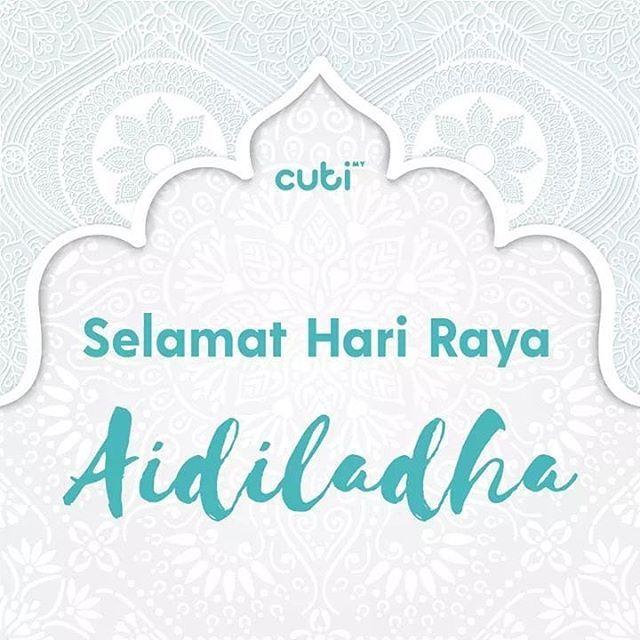 Selamat Hari Raya Aidiladha To All Muslim Selamat Hari Raya Illustrations And Posters Instagram