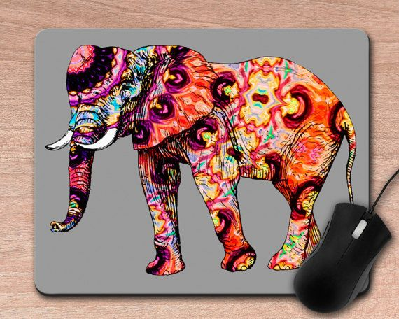 Our custom mouse pads are handmade using a high quality heat transfer printing process which creates long lasting vibrant permanent images that will not fade, peel or rub off. They are a perfect gift for anyone.  Mouse pads are rectangle shaped and measure 7.75 x 9.25 x 1/4. These