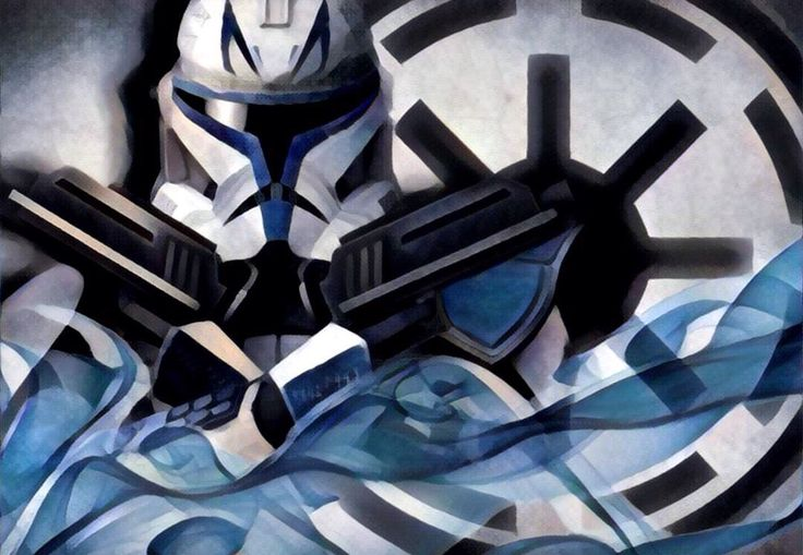 """Captain Rex joins the """"Smoke Collection""""."""