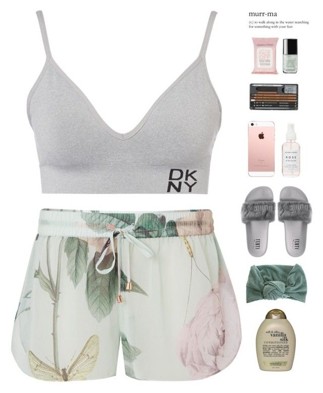 """XXIII XII MMXVII"" by chelsjames ❤ liked on Polyvore featuring DKNY, Ted Baker, Organix, Herbivore and Topshop"