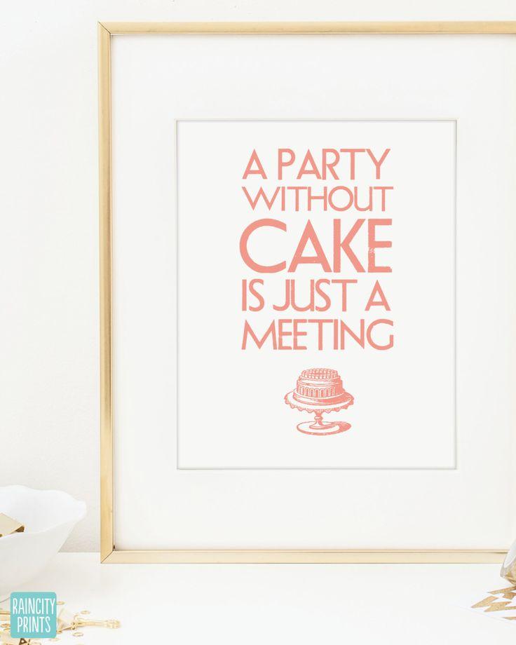 Die besten 25 drucke zitieren ideen auf pinterest - Kuchen wanddekoration ...
