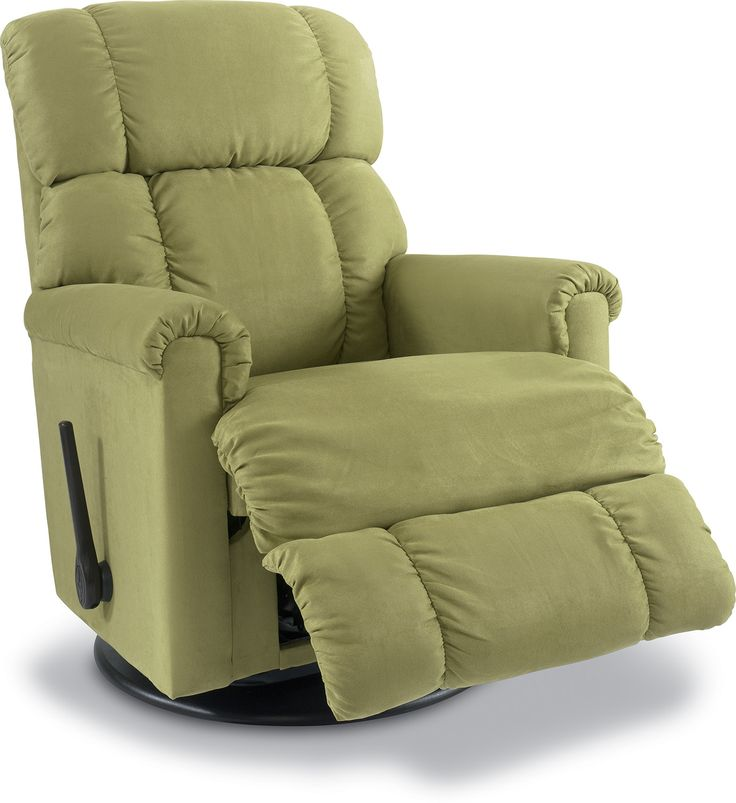 The recliner that knows the very definition of comfortable. Control its soft power back and legrest and relax in a combination of positions. (In photo: Pinnacle Swivel Base) #relax #recliner