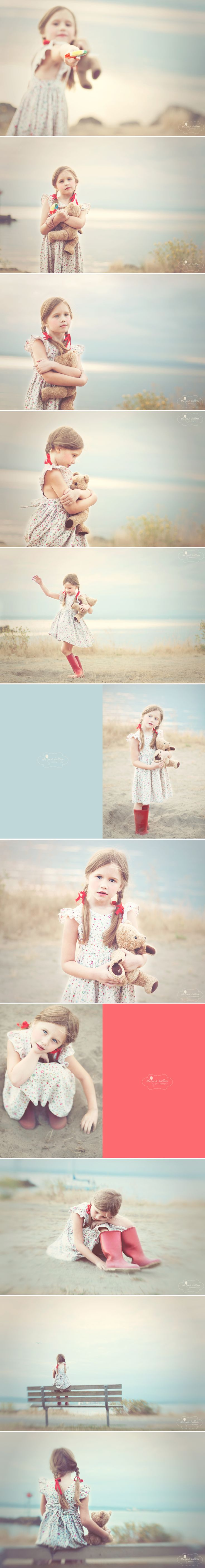 Love the use of colours with the blog post - awesome portrait series