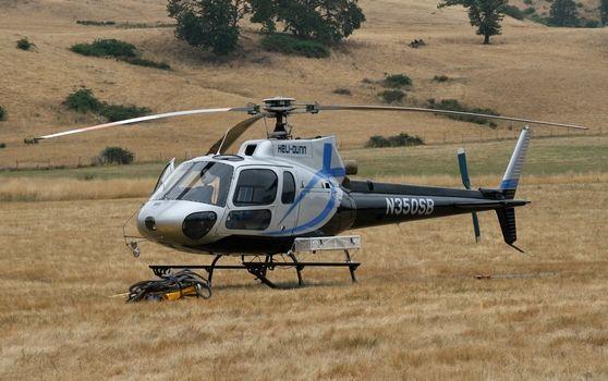 1989 Eurocopter AS350BA