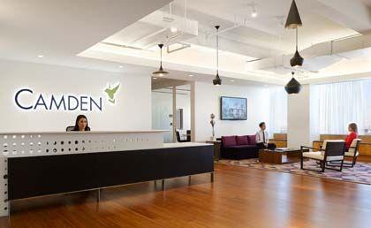 Camden Offices - Installation Photography - Gunlocke