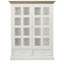 Mansfield 2 Door Display Cabinet
