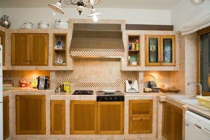 Cucina realizzata su misura