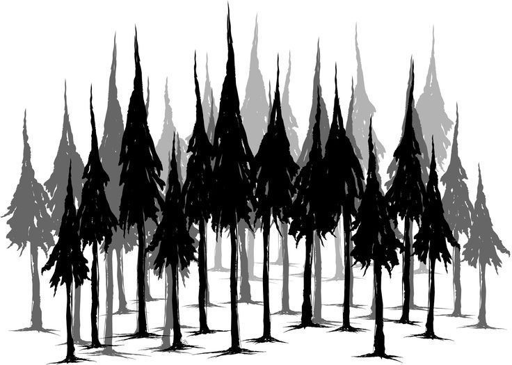 Beccy's Place: Pine Forest Freebie