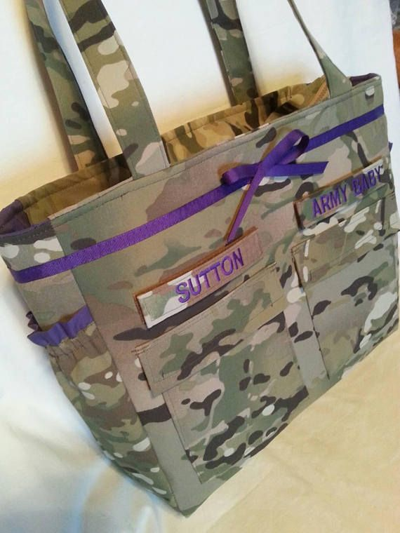Check out this item in my Etsy shop https://www.etsy.com/listing/211931856/multicam-diaper-bag-army-daddy-diaper