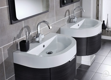 Contemporary Encurva From Utopia Bathroom Available From Both Our Showrooms