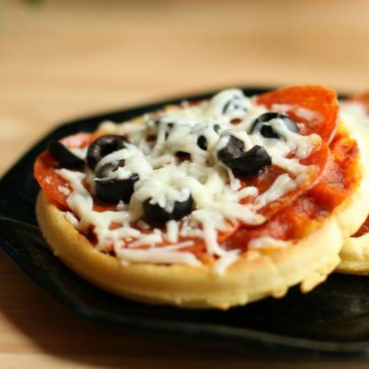 Waffle Pizza - Gluten Free Recipe