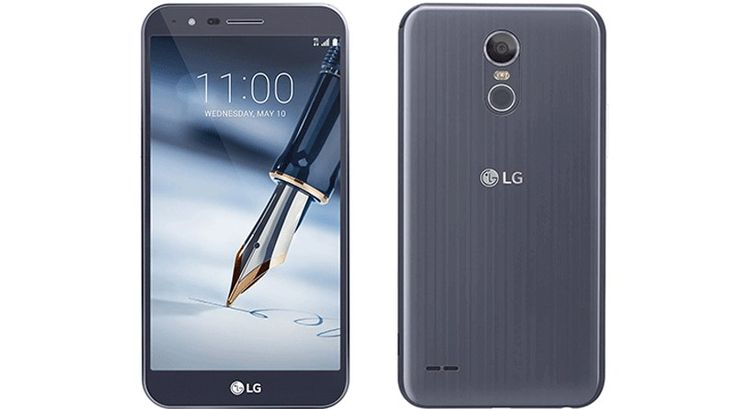 The LG Stylo 3 Plus Has A 5.7 Inch Display And Runs Android Nougat