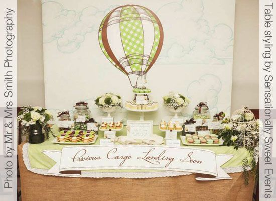 These Hot Air Balloon party printables form part of packages available from Concept-Designs. Email info@concept-designs.com.au today.