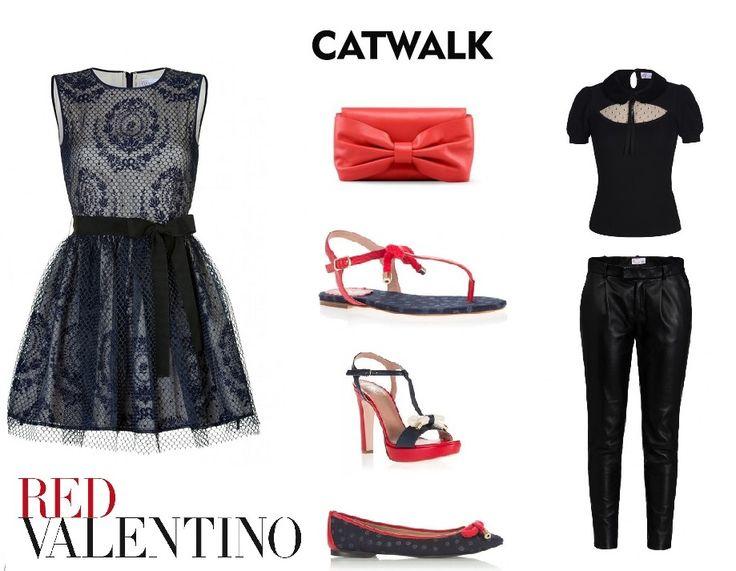 RED VALENTINO www.catwalk.com.pl www.e-catwalk.pl