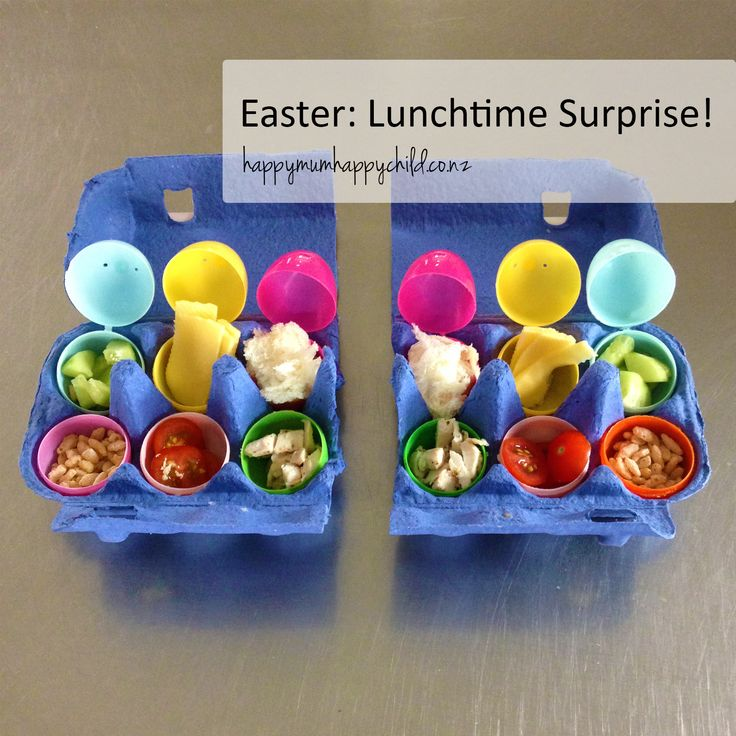 Happy Mum Happy Child Easter - Lunchtime Surprise
