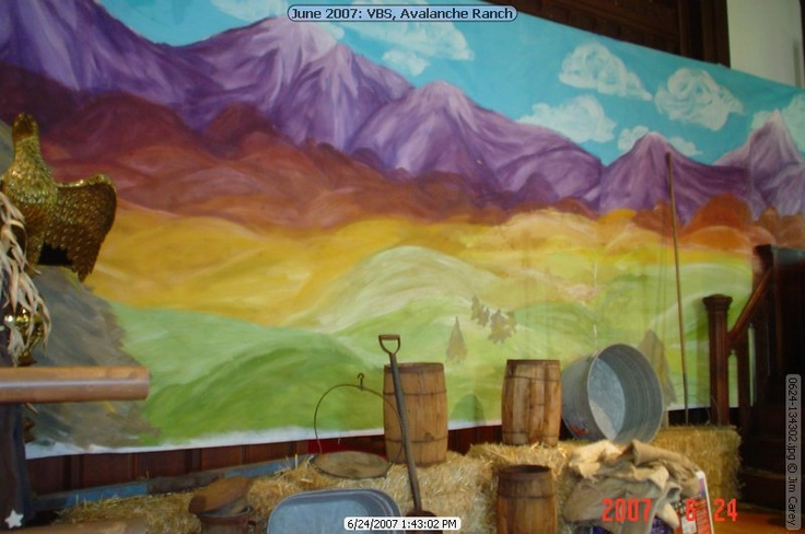 how to make a vbs change a background