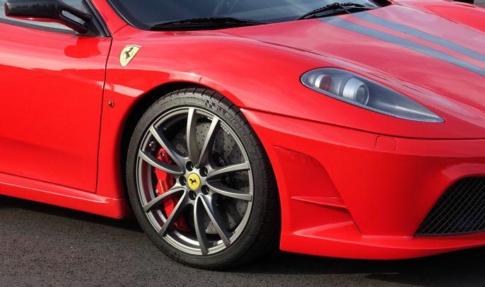 Ferrari 430 Scuderia #ferrari #ferrari430 #cars #biler #carspotting