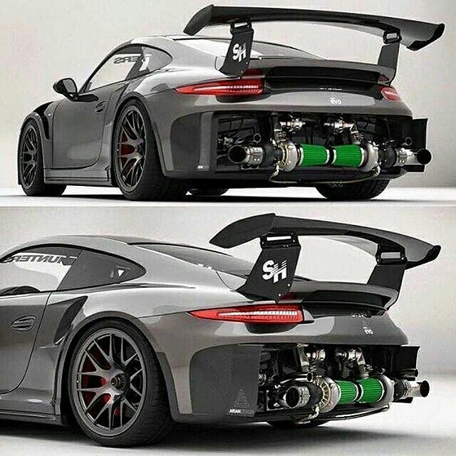 Bisimoto twin turbo 991