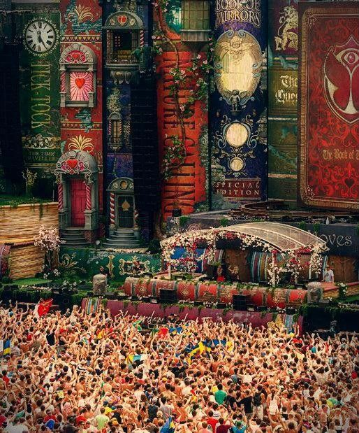 Tomorrowland, BELGICA