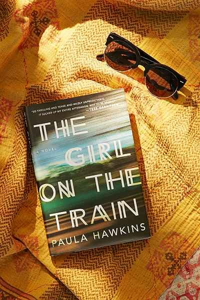 The Girl On The Train: A Novel By Paula Hawkins - Urban Outfitters