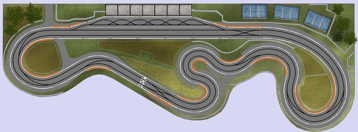 Image result for slot car track design software