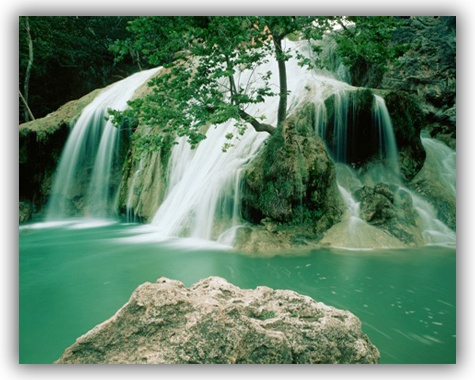 Turner Falls, Arbuckle Mountains, Oklahoma