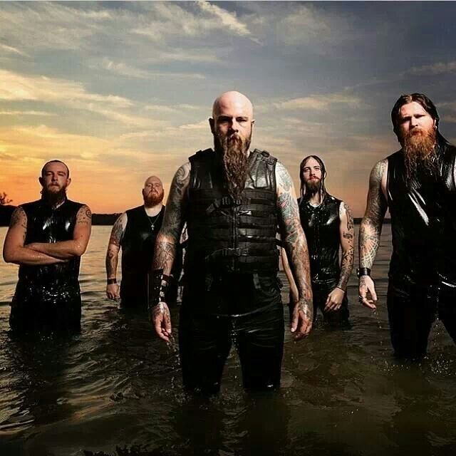 Demon Hunter - Extremist Lineup Such a solid Christian metal band