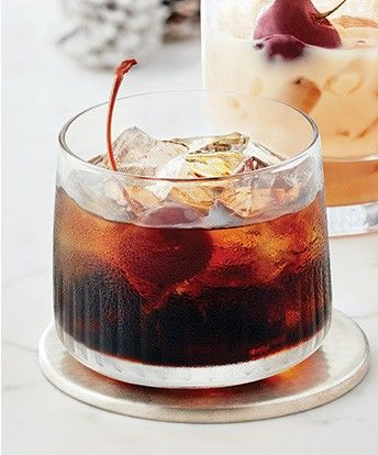 blackrussian cocktail #propstyling