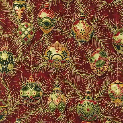 APTM-11155-91 by Peggy Toole from Holiday Flourish 4: Robert Kaufman Fabric Company