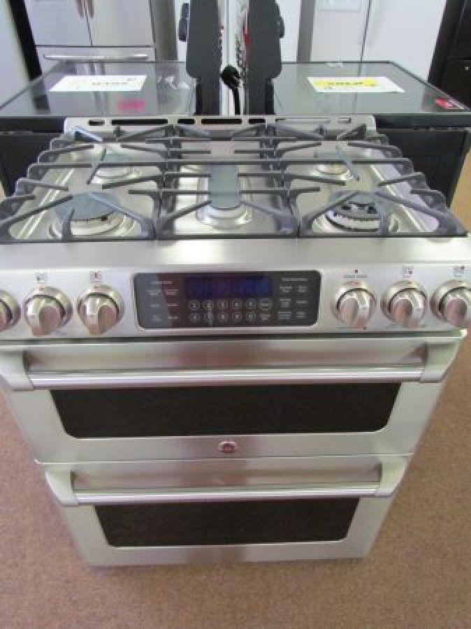 Die besten 25+ Double oven gas range Ideen auf Pinterest Gas und - küchen mit gasherd
