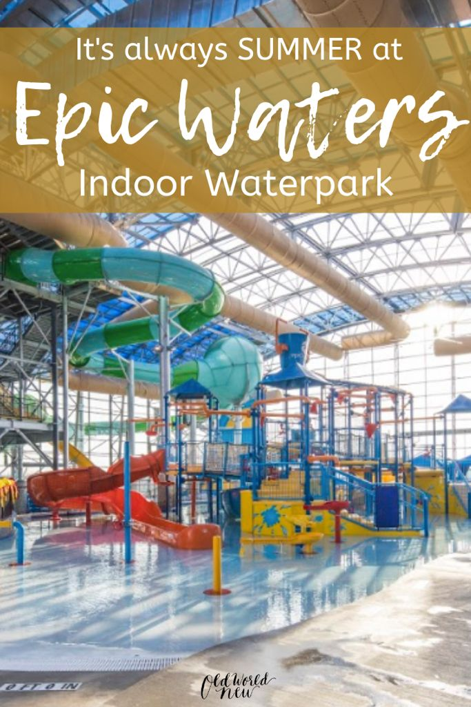 7 Things To Do At Epic Waters Indoor Waterpark In Texas Kid Pool