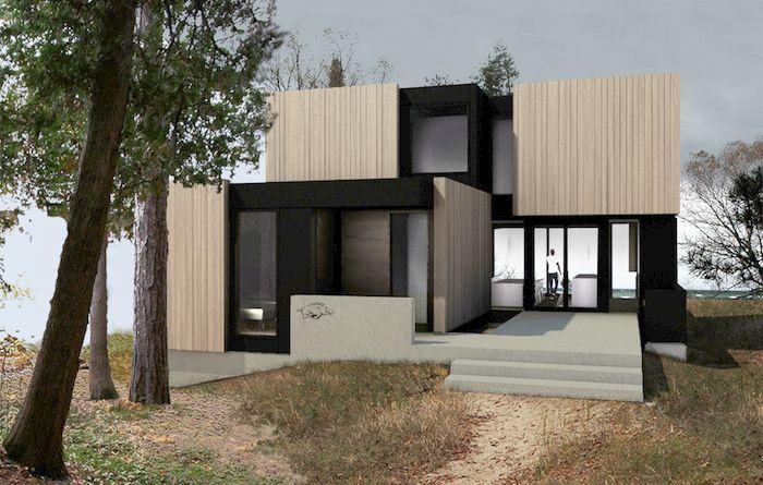 D'Arcy Jones Architecture - Wasaga Beach Cottage