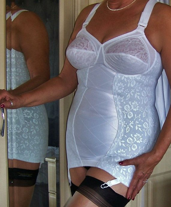 Matures nylon and girdle tubes