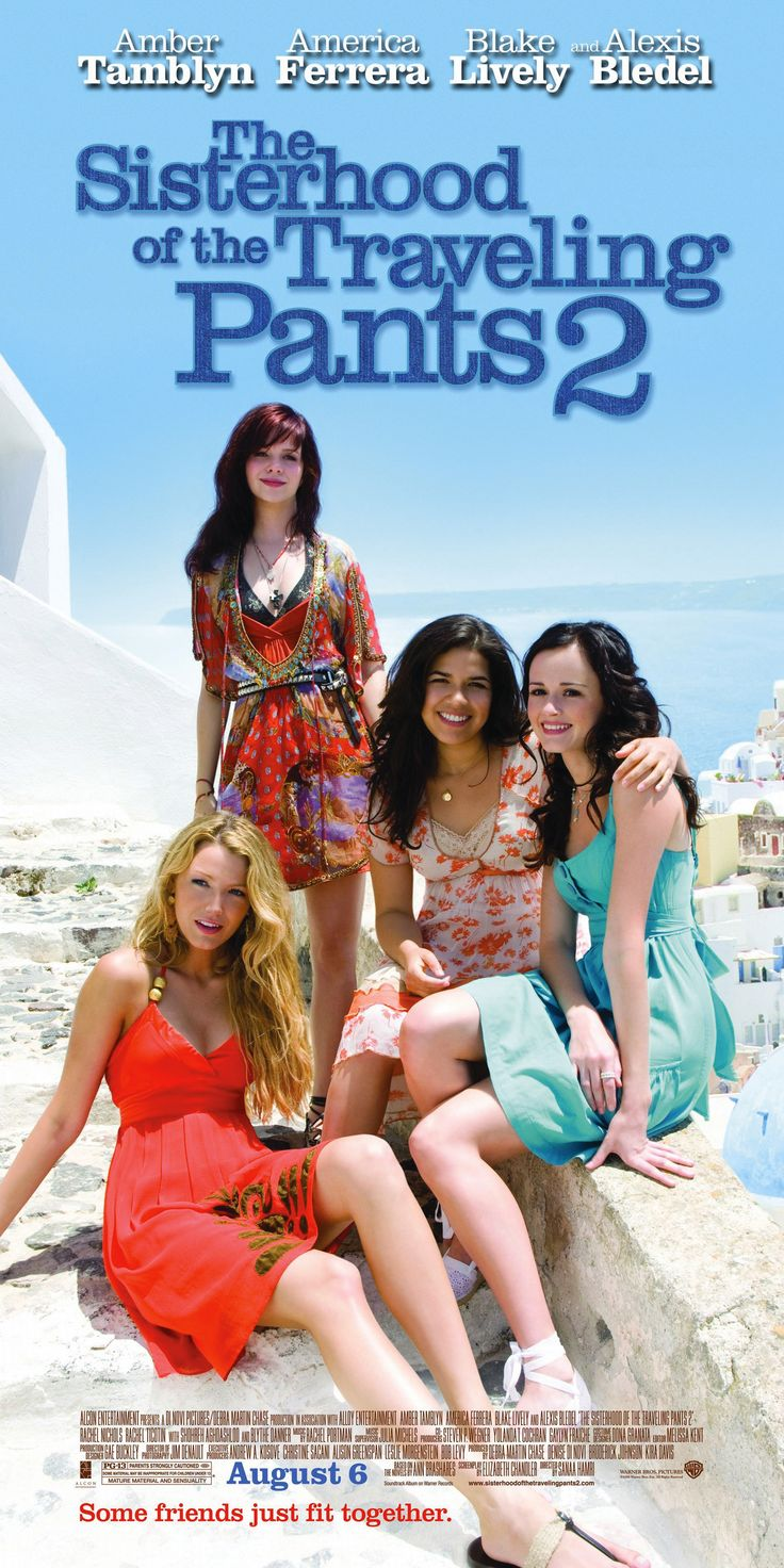 Sisterhood Of The Traveling Pants Quotes About Friendship The Sisterhood Of The Traveling Pants 110 Photos On Dvdbash