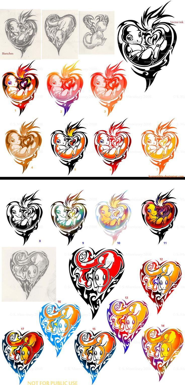Charmander Tattoo