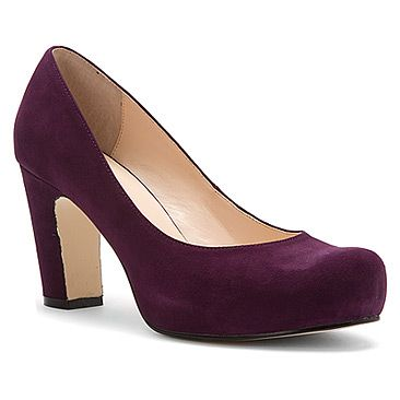 Sacha London Edna Kid Suede #OnlineShoes