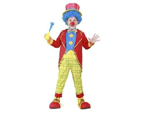 Tu mejor disfraz de payaso para niño bt 8113.Este comodísimo traje es perfecto para carnavales, espectáculos, cumpleaños y tambien para las fiesta de los colegios como fin de curso o cualquier otras actividades.