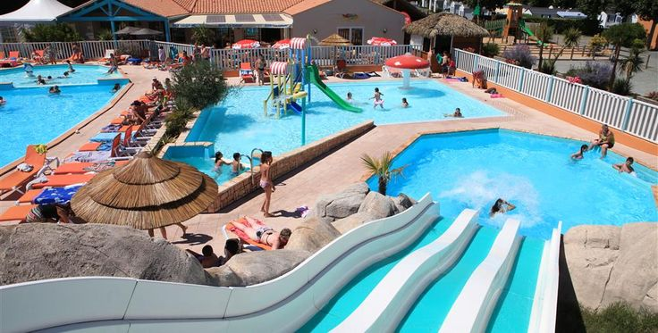 Camping pomme de pin in France 995 km from home