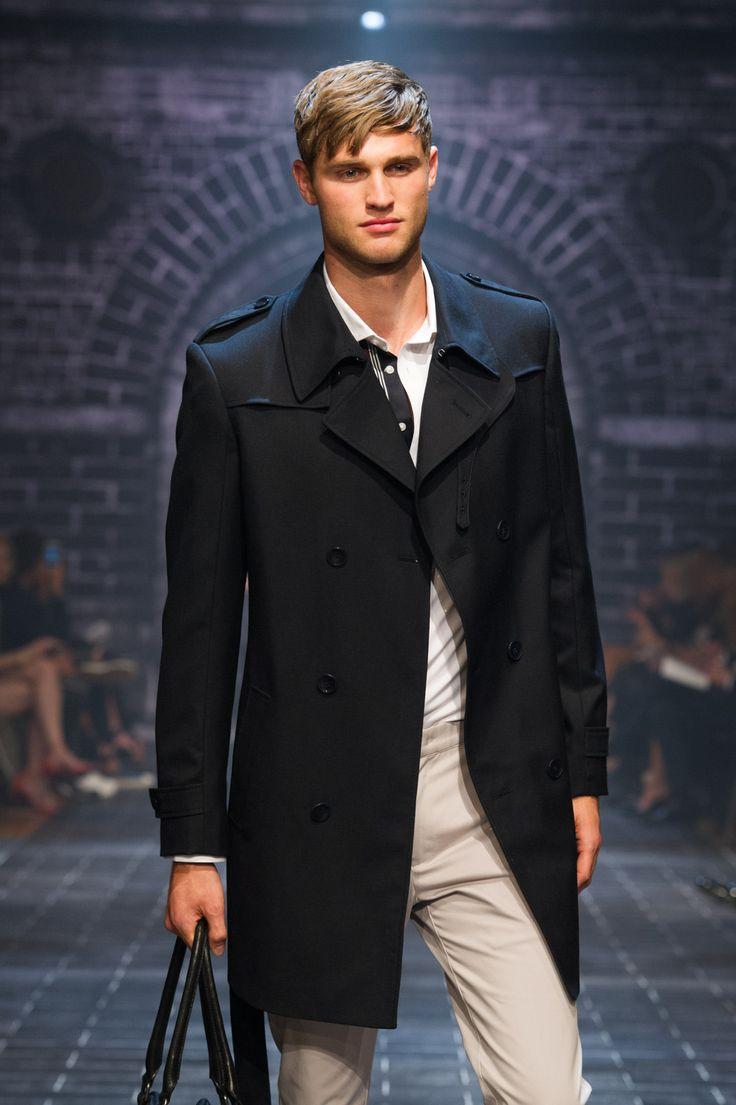 #davidjones #autumn #winter #runway #fashion #calibre