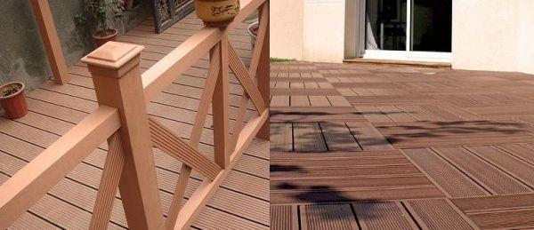 Holzdielen Bankirai Verlegen-auf Terrasse