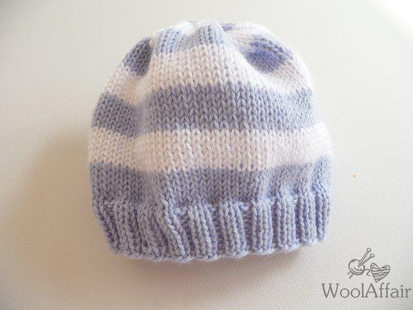 Schöne Mütze für Frühchen und Neugeborene selber stricken - KU 30 - 35 cm. ✓ Lad Dir jetzt die Strickanleitung herunter und dann ran ans Häkeln Mützen. ✓